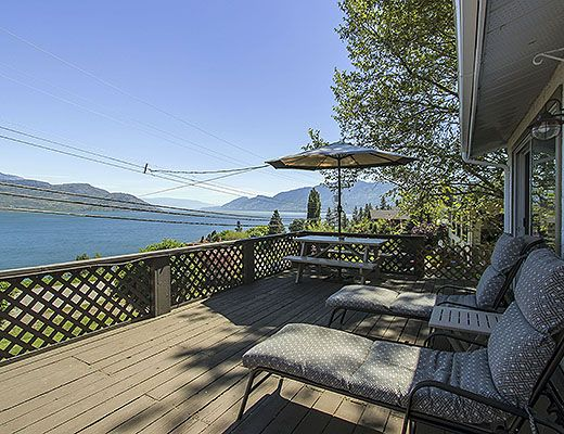 Okanagan Outlook - 2 Bdrm + Bonus Room - Peachland