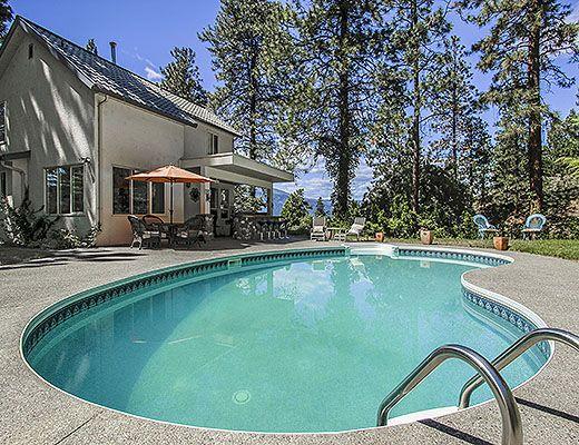 Summer Siesta - 3 Bdrm w/ Pool - Lake Country