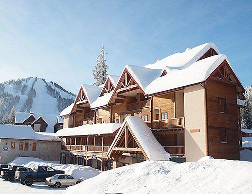 Powder View Lodge #2D - 2 Bdrm HT - Red Mountain