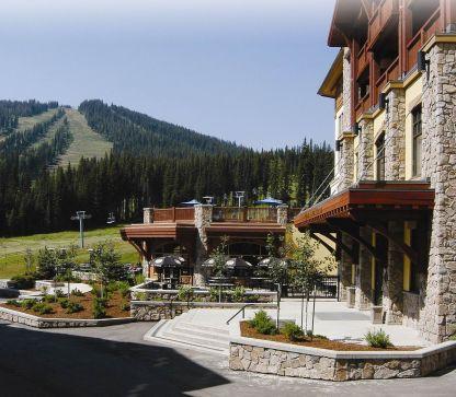 Sun Peaks Grand Hotel - Sun Peaks