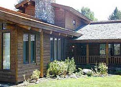 Johnson House - 3 Bdrm + Den HT - Jackson Hole