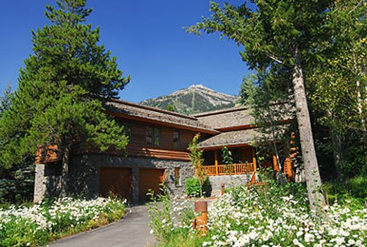 Granite Ridge Homesteads - 4 Bdrm HT Platinum - Jackson Hole