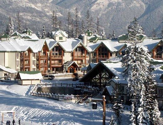 Lizard Creek Lodge - 1 Bdrm - Fernie