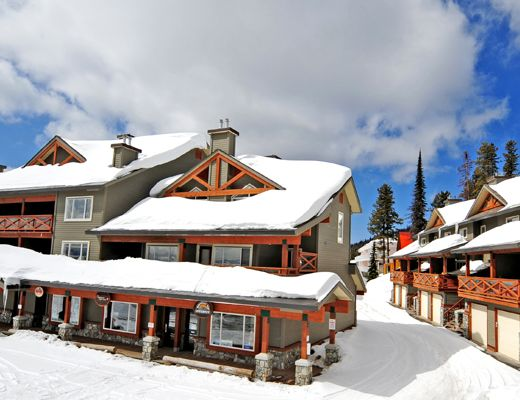Trappers' Crossing - 3 Bdrm + Den HT (P) - Big White
