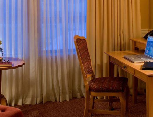 Sun Peaks Grand Hotel - Deluxe Room w/ Balcony - Sun Peaks