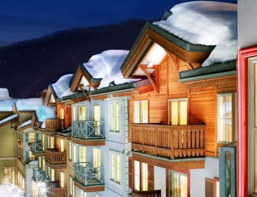 Sun Peaks Grand Residences - 2 Bdrm Suite - Sun Peaks