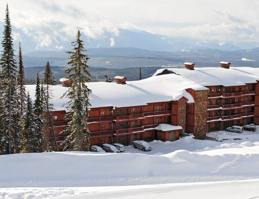 Copper Kettle Lodge - 3 Bdrm HT (P) - Big White