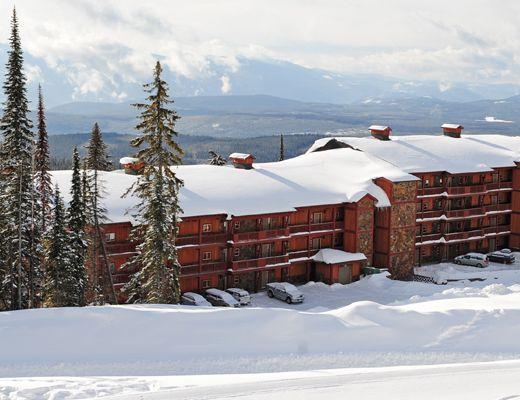Copper Kettle Lodge - 2 Bdrm + Den HT (P) - Big White