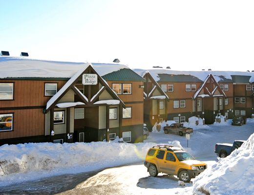 Plaza On The Ridge - 2 Bdrm (R) - Big White