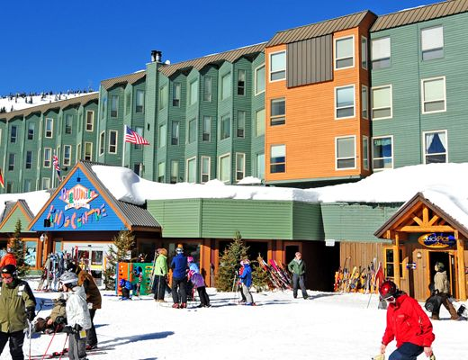 Whitefoot Lodge - Hotel Room (B) - Big White