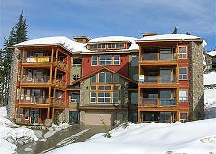 Snowbird Lodge 406 - 2 Bdrm HT - Big White