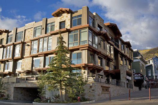 The Lowell - 4 Bdrm Penthouse (401) - Park City