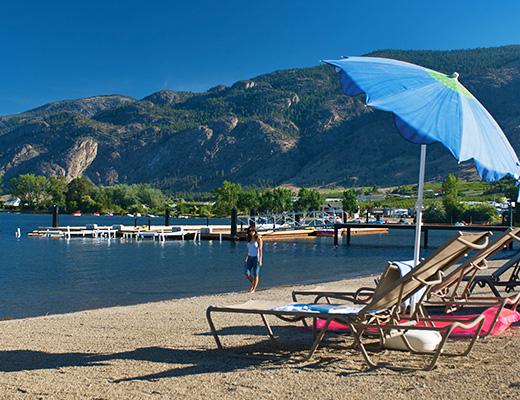 Walnut Beach Resort - 2 Bdrm - Lake View (Shiraz) - Osoyoos
