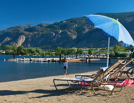 Walnut Beach Resort - 1 Bdrm - Lake View - Osoyoos