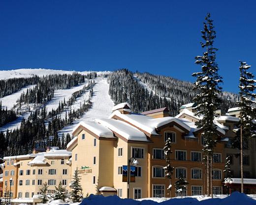Nancy Greene's Cahilty Lodge - Family Suite - Sun Peaks