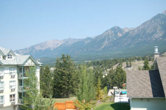 The Peaks - RPB310  - 3 Bdrm + Loft (Birch) - Radium Hot Springs