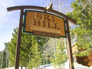 Ski Hill - 2 Bdrm - Breckenridge